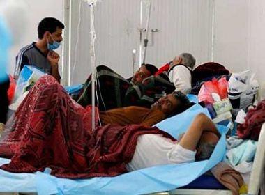 Epidemia de cólera já provocou mais de 240 mortes no Iêmen