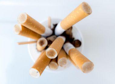 Salvador é capital brasileira com menor incidência de fumantes