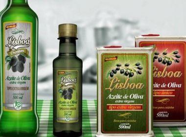 Anvisa proíbe venda de lote de azeite Lisboa por presença de matérias estranhas