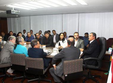 Governo firma consórcio para construção de policlínica na região de Ribeira do Pombal
