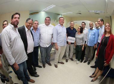 Jequié: Centro de Diagnóstico por Imagem é inaugurado no Hospital Prado Valadares