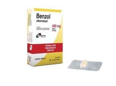 Lote de Benzol é proibido pela Anvisa