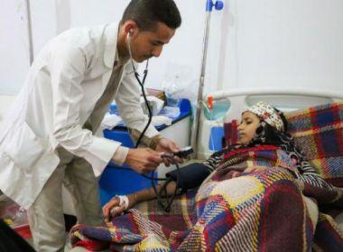 Cólera deve atingir 1 em cada 45 iemenitas até o fim de 2017, aponta Cruz Vermelha