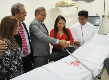 Lauro de Freitas: Após reforma, Sesab reinaugura Hospital Jorge Novis