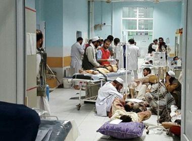 Devido a ameaça talibã, ONG fecha 20 hospitais no Afeganistão