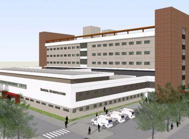 Hospital Metropolitano: Governo firma contrato de R$ 115 milhões com MPD Engenharia