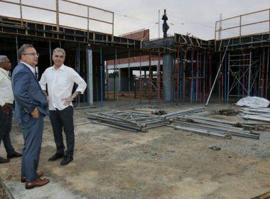 Secretário detalha investimentos em quatro hospitais de Feira de Santana
