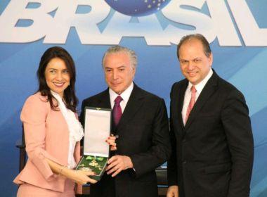 Médica baiana recebe prêmio da Ordem do Mérito Médico