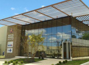 Hospital da Chapada começa a funcionar no domingo com mutirão de cirurgias eletivas