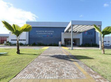Com poucos dias de inaugurado, hospital em Ilhéus realiza mais de 200 cirurgias