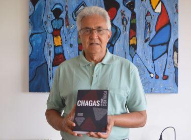 Cientista e escritor baiano lança livro baseado em estudos sobre doença de Chagas