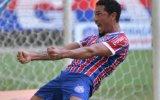 Hernane prevê mais gols do Bahia
