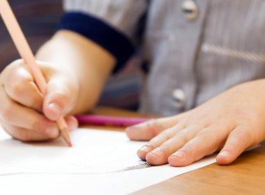 Desenvolvendo a caligrafia