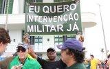 Intervenção militar e monarquia no Brasil