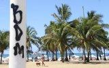 Banhistas acusam arrastões em praia