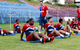 Tinga renova com o Grêmio