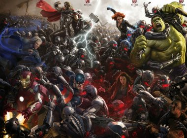 BN HQ: Ao repetir fórmula, Vingadores 2 traz a alma dos quadrinhos Marvel para os cinemas