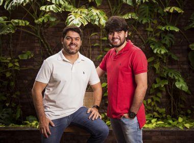 Giro: Edgar Portela e Pedro Pires lançam novo showroom da Baú+