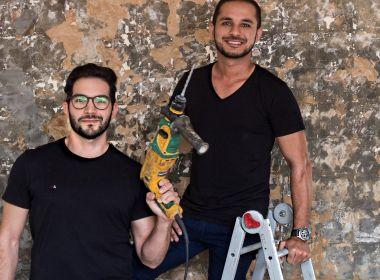 Giro: Marcelo Rocha e Rodrigo Rodrigues estreiam na Casa Cor com Mercearia Gourmet