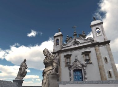 Obras de Aleijadinho podem ser vistas online em 3D