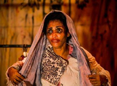 Espetáculo solo 'Sobejo' faz curta temporada em Salvador