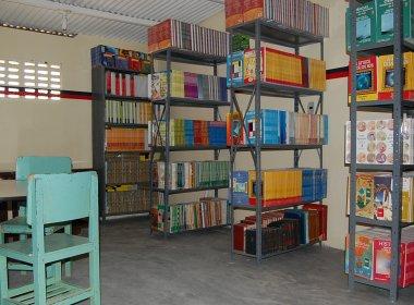 Governo anuncia criação de 40 bibliotecas em presídios em todo país
