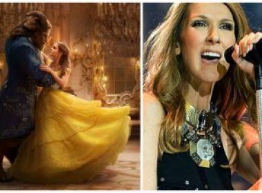 Celine Dion interpretará canção original na trilha sonora de 'A Bela e a Fera'