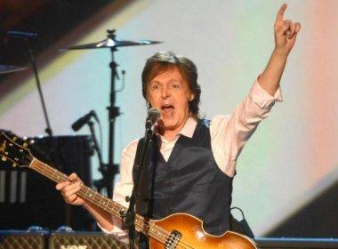 Paul McCartney briga na Justiça para recuperar direitos autorais de músicas dos Beatles