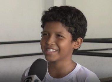 Família de garoto baiano aprovado no Balé Bolshoi faz campanha para viagem
