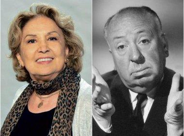 'Meio que briguei, meio que falei bobagem', brinca Eva Wilma sobre encontro com Hitchcock
