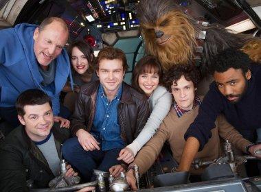 Spin-off de Star Wars sobre Han Solo tem primeira imagem oficial com elenco divulgada