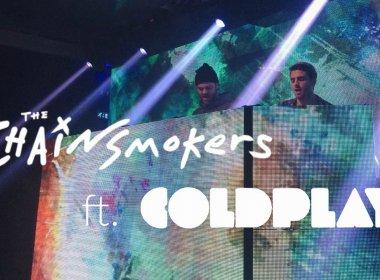 Spotify anuncia 'sem querer' parceria entre The Chainsmokers e Coldplay; veja vídeo