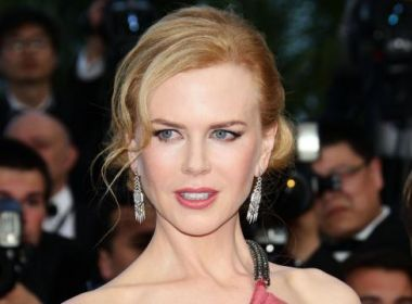 Com 4 filmes em Cannes, Nicole Kidman diz que não assistirá produção violenta com filhos
