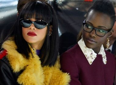 Rihanna e Lupita irão estrelar juntas filme da Netflix; ideia surgiu na web
