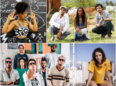 Festival Caymmi de Música encerra neste fim de semana no Parque da Cidade