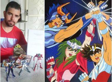 'Me dê seu líder, Pégaso': Estudante de ADM faz TCC sobre Cavaleiros do Zodíaco