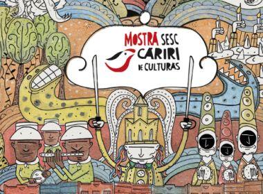 Mostra Sesc Cariri de Culturas abre inscrições para artistas de todo Brasil