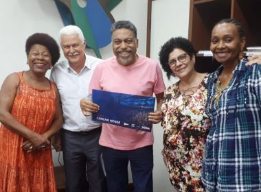 Secult se reúne com blocos Afro e Afoxé para apresentar projeto Concha Negra