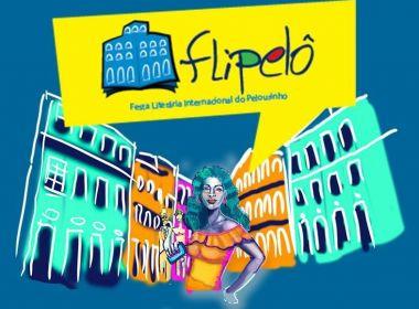 Após cancelamento em 2014, primeira edição da Flipelô é confirmada para agosto deste ano