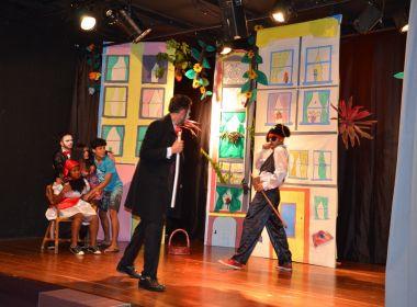 Musical 'Chapeuzinho Vermelho - Redes Sociais' estreia nova temporada em Salvador