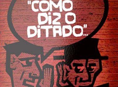 Pautado na cultura popular, livro 'Como Diz o Ditado' será lançado em Lauro de Freitas