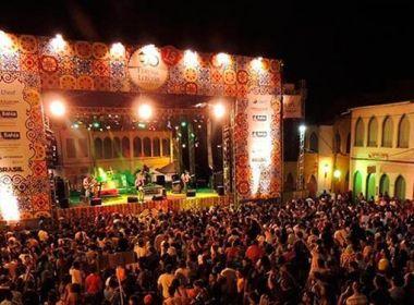 Por questões operacionais, Festival de Lençóis é adiado para 1º semestre de 2018