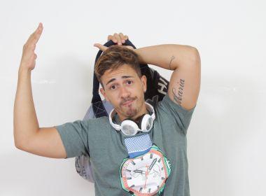 """Humorista Carlinhos Maia retorna a Salvador com Stand Up """"Encontro com Carlinhos Maia"""""""