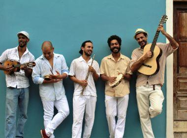 Grupo Botequim faz última roda de samba do ano nesta sexta no Santo Antônio