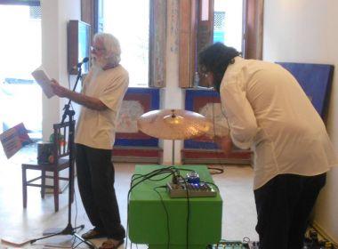 Quintas Gregorianas: Duo Oco do Átomo faz homenagem a Tuzé de Abreu