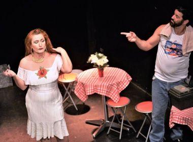 Espetáculo 'Coisas Belas' é remontado no Pelourinho em homenagem ao Mês do Teatro