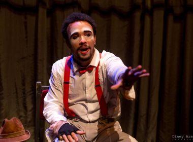 Teatro Gamboa recebe espetáculo indicado ao Prêmio Braskem 'Mesmo Sem Te Tocar'