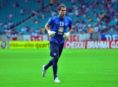 Marcelo Lomba aparece no BID como jogador do Bahia