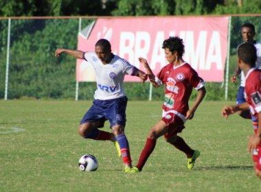 Bahia vence Jacuipense em jogo-treino realizado no Fazendão: 2 a 0