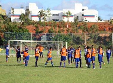 Bahia se reapresenta e inicia preparação para enfrentar o Globo-RN